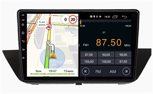 Parafar для BMW X1 (E84) 2009-2015 на Android 10.0 (PF386LTX)