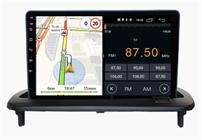 Parafar для Volvo S40 2008-2012 на Android 10.0 (PF187LTX)