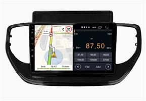 Parafar для Hyundai Solaris II 2020-2021 на Android 10.0 (PF767LTX)