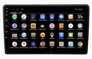 Parafar для Kia Carnival III 2014-2020 на Android 9.0 (PF244XHD)