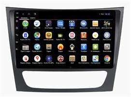 Parafar для Mercedes E-klasse (W211) 2002-2009 на Android 9.0 (PF221XHD)