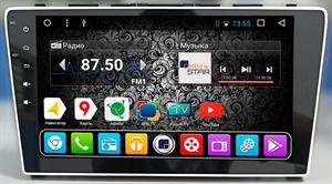 DayStar DS-8048HB для Honda CR-V 2006+ на Android 9.0