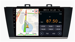 Parafar для Subaru Legacy VI 2014-2017 на Android 10.0 (PF796LTX)