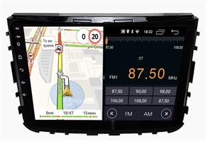 Parafar для SsangYong Rexton IV 2018-2020 на Android 10.0 (PF356LTX10)
