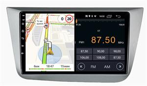 Parafar для Seat Altea I 2004-2015 на Android 10.0 (PF350LTX)