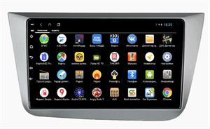 Parafar для Seat Altea I 2004-2015 на Android 9.0 (PF350XHD)