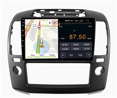 Parafar для Nissan Navara 2006 - 2015 на Android 10.0 (PF900LTX)