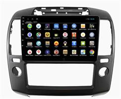 Parafar для Nissan Navara 2006 - 2015 на Android 9.0 (PF900XHD)