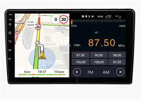 Parafar для Mitsubishi Pajero IV 2020+ на Android 10.0  (PF458LTX10)