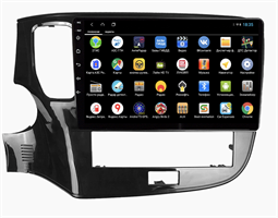 Parafar для Mitsubishi Outlander III 2020-2021 на Android 9.0 (PF229XHD)