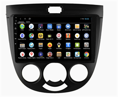 Parafar для Chevrolet Lacetti 2004-2013 на Android 9.0 (PF031XHD)