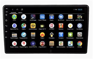 "Parafar для Skoda (универсальная) экран 10"" на Android 9.0 (PF904XHD10)"