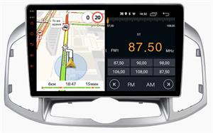 Parafar для Chevrolet Captiva 2012-2017 на Android 10.0 (PF046LTX)