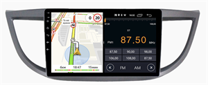Parafar для Honda CR-V IV 2012-2016 на Android 10.0 (PF983LTX)