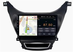 Parafar для Hyundai Elantra на Android 10.0 (PF360LTX)