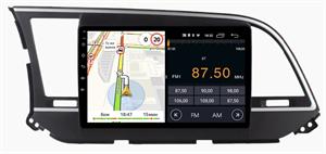 Parafar для Hyundai Elantra 2016-2019 на Android 10.0 (PF581LTX)
