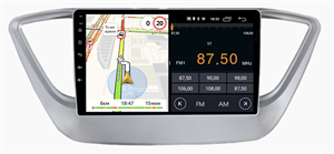 Parafar для Hyundai Solaris II 2017-2020 на Android 10.0  (PF766LTX)