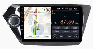 Parafar для KIA Rio III 2011-2017 на Android 10.0 (PF106LTX)