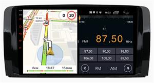 Parafar для Mercedes R-class без DVD на Android 10.0 (PF212LTX)