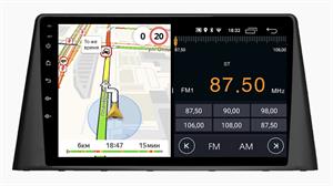 Parafar для Peugeot 3008 II 2016-2019 на Android 8.1.0 (PF083LTX)