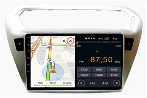 Parafar для Peugeot 301 I 2012-2018 на Android 10.0 (PF991LTX)