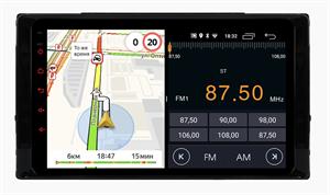 Parafar для Toyota Corolla 2017+ на Android 10.0 (PF982LTX)
