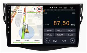 Parafar для Toyota RAV4 2006-2012/Vanguard 2006-2012 на Android 10.0 (PF018-1LTX)