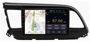 Parafar для Hyundai Elantra VI 2019-2020 на Android 10.0 (PF365LTX)