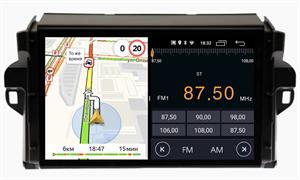 Parafar для Toyota Fortuner II 2015-2020 на Android 10.0 (PF589LTX)