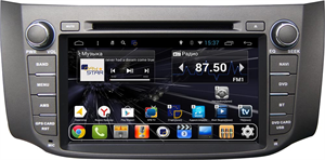 DayStar DS-7014HD для Nissan Sentra 2014-2018 на Android 9.0