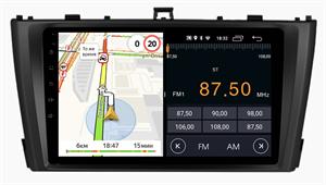 Parafar для Toyota Avensis III 2009-2015 на Android 10.0 (PF699LTX)