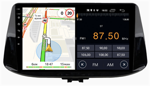 Parafar для Hyundai i30 III 2018-2020 на Android 10.0 (PF359LTX)