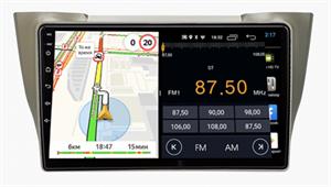 Parafar для Lexus RX II 300 2003-2009 на Android 10.0 (PF300LTX)