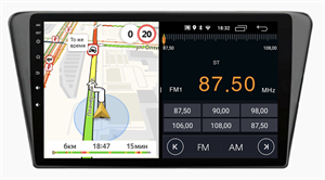 Parafar для Peugeot 408 2017-2020 на Android 10.0 (PF084LTX)