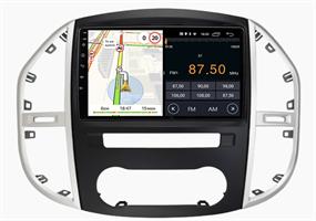 Parafar для Mercedes Vito III (W447) 2014-2019 на Android 10.0 (PF477LTX)