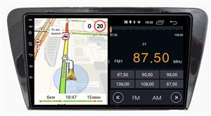 Parafar для Skoda Rapid 2018-2020 на Android 10.0 (PF943LTX)