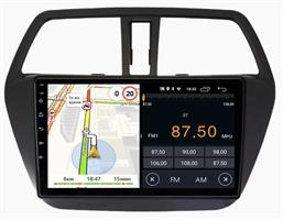 Parafar для Suzuki SX4 II 2013-2021 на Android 10.0 (PF125LTX)