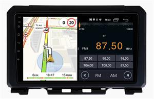 Parafar для Suzuki Jimny IV 2018-2020 на Android 10.0 (PF126LTX)