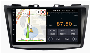 Parafar для Suzuki Swift IV 2011-2017 на Android 10.0 (PF054LTX)