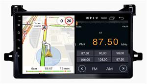 Parafar для Toyota Prius III (XW30) 2009-2015 на Android 10.0 (PF022LTX)