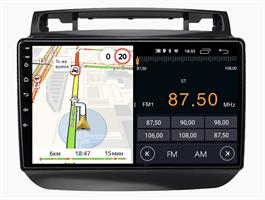 Parafar для Volkswagen Touareg 2014-2019 на Android 10.0 (PF048LTX)