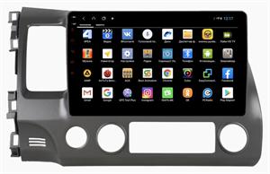 Parafar для Honda Civic 2006-2011 на Android 9.0 (PF044XHD)