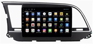 Parafar для Hyundai Elantra 2016+ на Android 9.0 (PF581XHD)