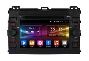 CarMedia XN-7027-P6 для Toyota Land Cruiser Prado 120 2002-2009 на Android 10.0