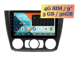 Wide Media KS9450QR-3/32 4G-SIM для BMW 3 (E90, E91, E92, E93), 1 (E81, E82) c кондиционером Android 10.0
