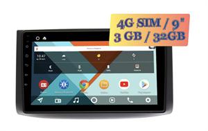 Wide Media KS9130QR-3/32 4G-SIM для Chevrolet Epica, Aveo, Captiva 2006 - 2012 Android 10.0