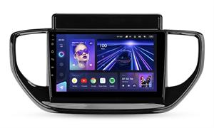 Штатная магнитола Teyes CC3 6/128 ГБ для Hyundai Solaris 2020+ на Android 10.0