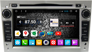 DayStar DS-7060HD для Opel Astra H 2004-2011 на Android 9.0