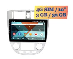 Wide Media KS1081QR-3/32 4G-SIM для Chevrolet Lacetti 2004 - 2013 (тип 1) Android 10.0