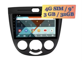 Wide Media KS9137QR-3/32 4G-SIM для Chevrolet Lacetti 2004 - 2013 (тип 2) Android 10.0